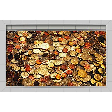 形 ウォールステッカー プレーン・ウォールステッカー 飾りウォールステッカー,ビニール 材料 ホームデコレーション ウォールステッカー・壁用シール