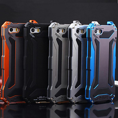 Case For Apple iPhone 7 Plus iPhone 7 Water Resistant Dustproof Shockproof Full Body Cases Armor Hard Metal for iPhone 7 Plus iPhone 7