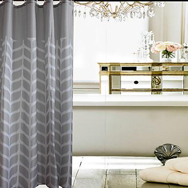 Neoklassisch Polyester 180 * 180  -  Gute Qualität Duschvorhänge