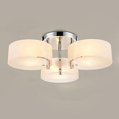 Modern/kortárs Mini stílus Mennyezeti lámpa Háttérfény Kompatibilitás Nappali szoba Hálószoba Konyha Étkező Dolgozószoba/Iroda Szabadtéri