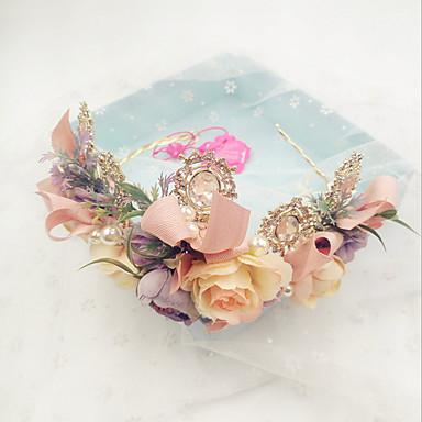 للمرأة سبيكة خوذة-زفاف مناسبة خاصة فضفاض التيجان 1 قطعة
