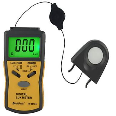Digital LCD  Lux Meter Luxmeter Illuminance Light Meter Lux FC (0.1Lux~200,000Lux)
