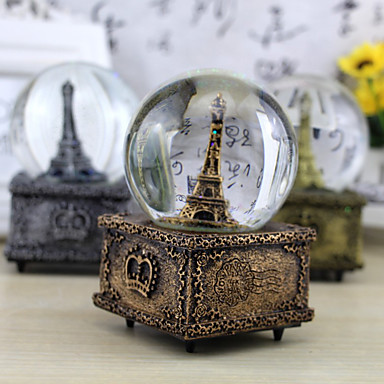 Tiere Glas Plastik Modern/Zeitgenössisch Drinnen Dekorative Accessoires