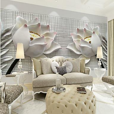 povoljno Dom i vrt-Art Deco 3D Početna Dekoracija Clasic Zidnih obloga, Platno Materijal Ljepila potrebna Mural, Soba dekoracija ili zaštita za zid