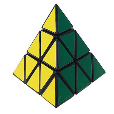 Cubo mágico Cubo QI Pyramid 3*3*3 Cubo Macio de Velocidade Cubos mágicos Cubo Mágico Nível Profissional Suave Clássico Crianças Adulto Brinquedos Para Meninos Para Meninas Dom