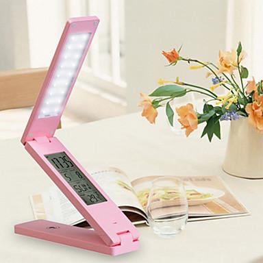 Ladattava LED Moderni/nykyaikainen Työpöydän lamppu Käyttötarkoitus Muovi Wall Light