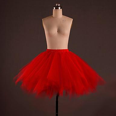 Ballett Unten Damen Training Polyester Drapiert Niedrig Rock