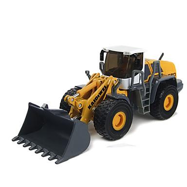 KDW Camión Vehículo de construcción Buldócer Camioneta Escavadora Novedades Clásico Chico Chica Juguet Regalo