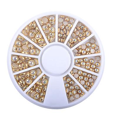1pcs Andre dekorasjoner Glitters metallic Mote Høy kvalitet Daglig