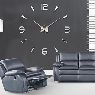 الحديثة / المعاصرة مكتب / الأعمال العائلة المدرسة / التخرج الأصدقاء ساعة الحائط,بدعة أكريليك 100*100 داخلي ساعة حائط