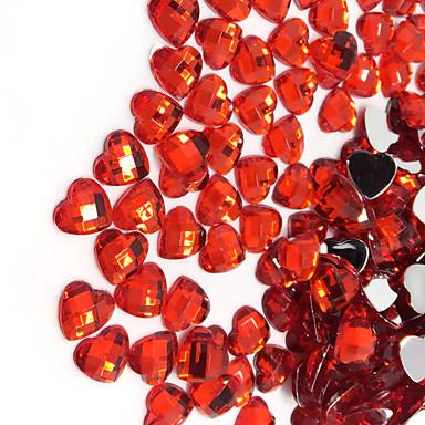 Diamante Brillante / Material ecológico Decoraciones de la boda Boda / Aniversario / Pedida Tema Playa / Tema Jardín / Tema las Vegas Primavera / Verano / Otoño