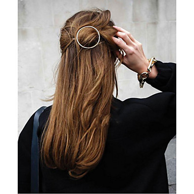 Nåler hår tilbehør Metall-legering Legering Parykker Tilbehør Dame 1 stk cm