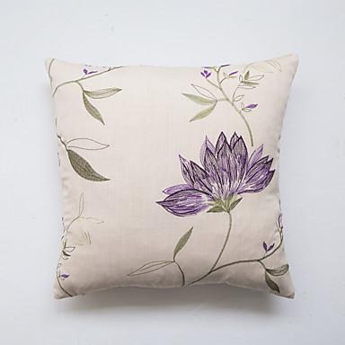 1 stk Polyester Putevar, Pyntet og brodert Dekorativ Traditionel / Klassisk