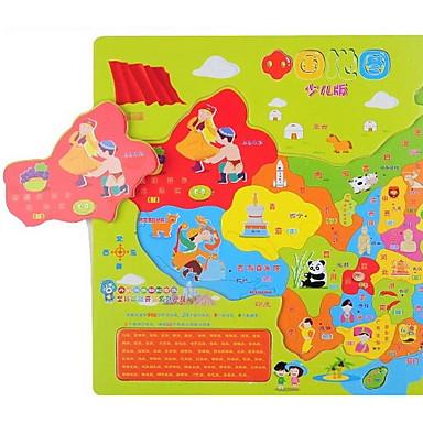 hesapli Oyuncaklar ve Oyunlar-Danniqite Ahşap Yapbozlar Ahşap Modeller Tahta Çocuklar için Yetişkin Genç Erkek Genç Kız Oyuncaklar Hediye