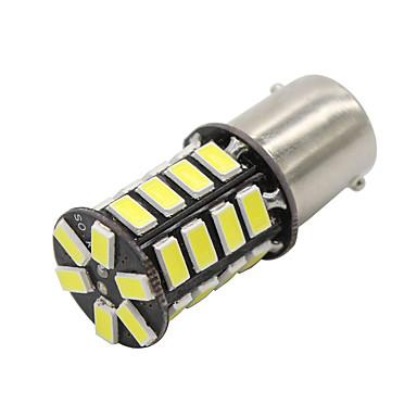 SO.K 2pcs 1156 Coche Bombillas 4 W SMD 5730 / LED de Alto Rendimiento 450 lm LED Luz de la cola For Universal
