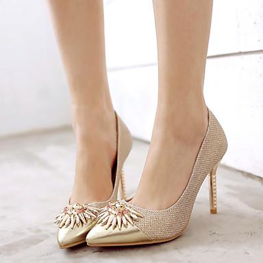 Talon Automne Chaussures Chaussures Hiver Printemps club Chaussures 05569894 de Similicuir Talons Matières Eté Femme Aiguille Personnalisées à 6wxYPP