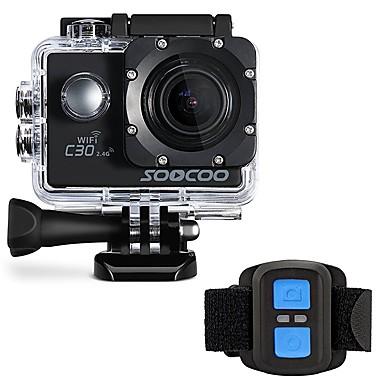 C30R Action Kamera / Sportskamera Wifi 4K 240fps 24fps 30fps 120fps 60fps 2