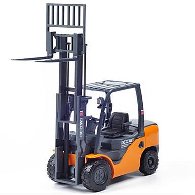 KDW Vehículo de construcción Elevadora Camiones y vehículos de construcción de juguete Coches de juguete Retráctil Metalic El plastico ABS