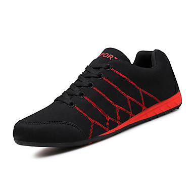 Unisex Shoes Knit Tulle Summer Fall Light Soles Sneakers Fitness & Cross Training Shoes Low Heel Round Toe for Athletic Casual Outdoor