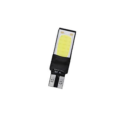 10X best Ultra Bright T10 W5W 194 168 6W LED COB Side Lamp Wedge Light Bulb White 12V