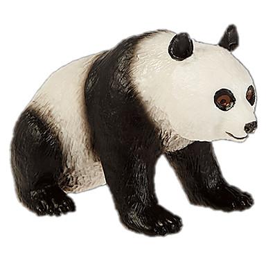Bjørn Panda Mannekengmodeller Dyr simulering Klassisk & Tidløs Chic & Moderne polykarbonat Plast Jente Gave 1pcs