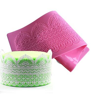 Herramientas para hornear Silicona Boda / Manualidades Pastel Molde para hornear