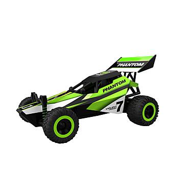 Carro com CR 2.4G Jipe (Fora de Estrada) / Off Road Car / Drift Car 1:28 Electrico Escovado 20 km/h KM / H Controlo Remoto / Recarregável / Elétrico
