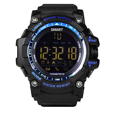 Relógio inteligente iOS / Android Pedômetros / Câmera / Informação Monitor de Atividade / Monitor de Sono / Encontre Meu Aparelho / 64MB