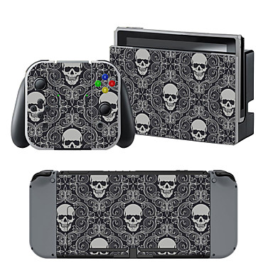 B-SKIN 任天堂 Switch/NS Klistremerke Til Nintendo Switch,PVC Klistremerke Bærbar Originale #
