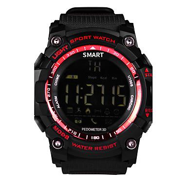 ituf novas EX16 desporto monitor de esporte alarme sonoro relógio campainha inteligente IP67 impermeável relógio inteligente