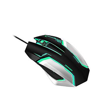 310 Com Fio Gaming mouse DPI ajustável Retroiluminado 800/1600/2400/3200