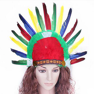 voordelige Maskers voor de feestdagen-Hoofddeksel Doek Unisex Speeltjes Geschenk 1 pcs