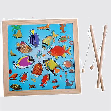 Puslespill / fiske Toys / Farskapspill And / Fisk Originale 1pcs Barne Gutt