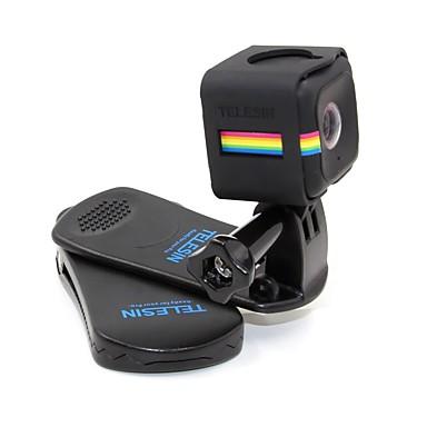 Klemme Alt i en Praktiskt Til Action-kamera Polaroid Cube Ski & Snowboard Surfing Fallskjermhopp Bergklatring Sykkel Reise Motorsykkel