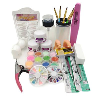 1SET Nail Art Kits & Sets Nail Art Tool Chic & Moderne trendy Nail Art Design