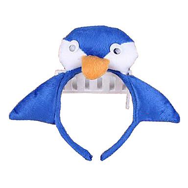 CHENTAO Hodeutstyr Pingvin Plysj Unisex Barne Voksne Gave 1pcs
