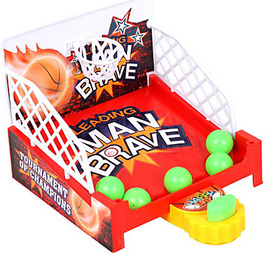 Jogo de tiro ao basquetebol de Mini Finger de mesa Basquete Diversão / Novidades 1 pcs Crianças