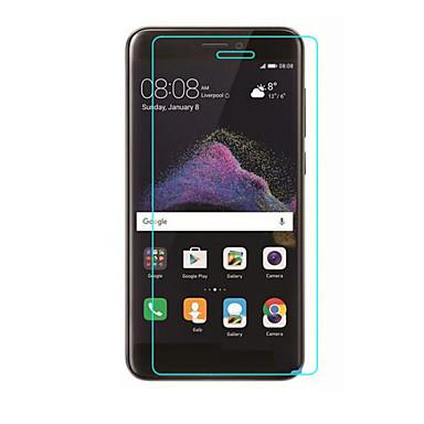 حامي الشاشة Huawei إلى P8 Lite (2017) زجاج مقسي 1 قطعة حامي شاشة أمامي 9Hقسوة (HD) دقة عالية