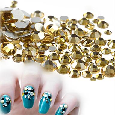 500-600pcs/bag Nail Smykker Glitter & Poudre Andre dekorasjoner Glitters Mote Smuk Shimmering Bryllup Høy kvalitet Daglig