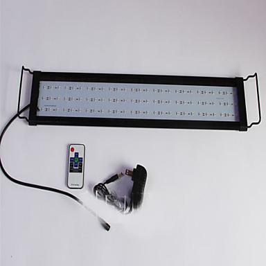Akvarier Akvarium Dekorasjon / Led Lys Endring Giftfri og smakløs LED-lampe 220 V Metall