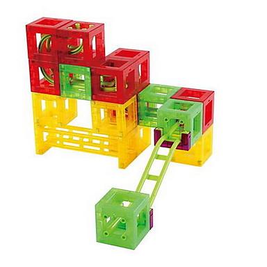 Byggeklosser Klinkekulebaner Klinkekulebane Magnetisk Plastikker Barne Gave 48pcs