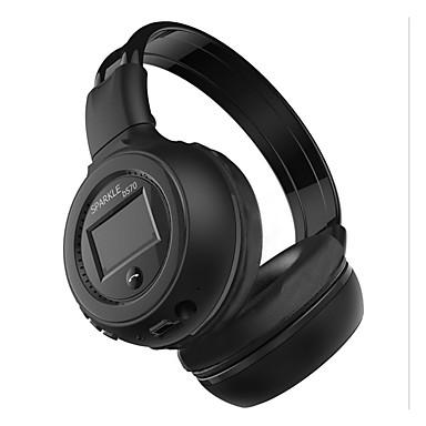 B570 På øret Trådløs Hodetelefoner dynamisk Plast Mobiltelefon øretelefon HIFI / Med volumkontroll / Med mikrofon Headset