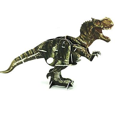 voordelige 3D-puzzels-Legpuzzels 3D-puzzels Bouw blokken DHZ-speelgoed Dinosaurus 1 Noviteiten & Fopspeelgoed