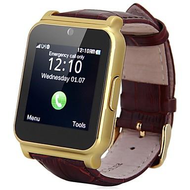 Smartklokke Pedometere Sport Aktivitetsmonitor Søvnmonitor Finn min enhet Del med samfunn Samtalepåminnelse Bluetooth 4.0 Bluetooth 2.0