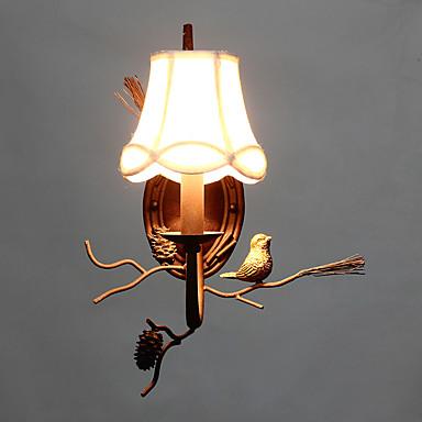 Modern / Zeitgenössisch Wandlampen Metall Wandleuchte 220v / 110V 40W / E14 / E12