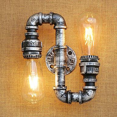 Regional / Retro Luminárias de parede Metal Luz de parede 110-120V / 220-240V 40W