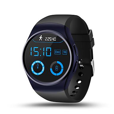 Relógio inteligente YYLES18 for iOS / Android / iPhone Tela de toque / Monitor de Batimento Cardíaco / Impermeável Monitor de Atividade /