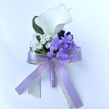 زهور الزفاف ورود العروة / ديكور زفاف جميل مناسبة خاصة / حفل / مساء ستان 9.84