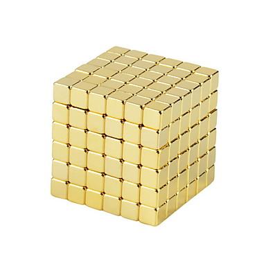 250 pcs 5mm ألعاب المغناطيس أحجار البناء مكعبات سحرية لغز مكعب مغناطيس صبيان فتيات ألعاب هدية