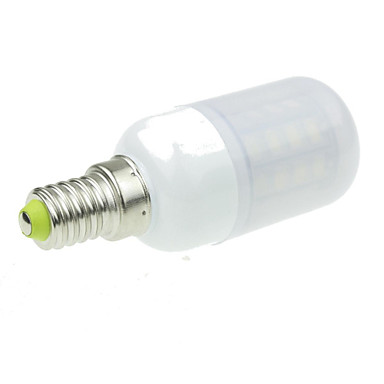 SENCART 3W 3000-3500/6000-6500lm E14 LED-globepærer 40 LED perler SMD 5630 Dekorativ Varm hvit / Kjølig hvit 220-240V / RoHs
